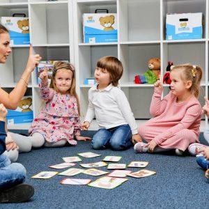 Kurs języka angielskiego dla dzieci