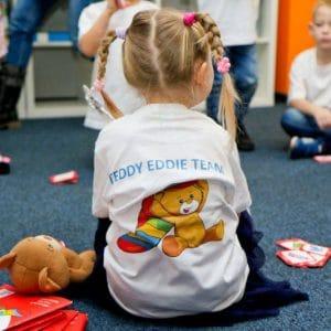 Teddy Eddie angielski dla dzieci