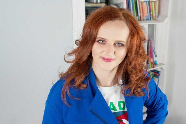 Agata Kowalska, właścicielka szkoły For You Nauka Języków Obcych