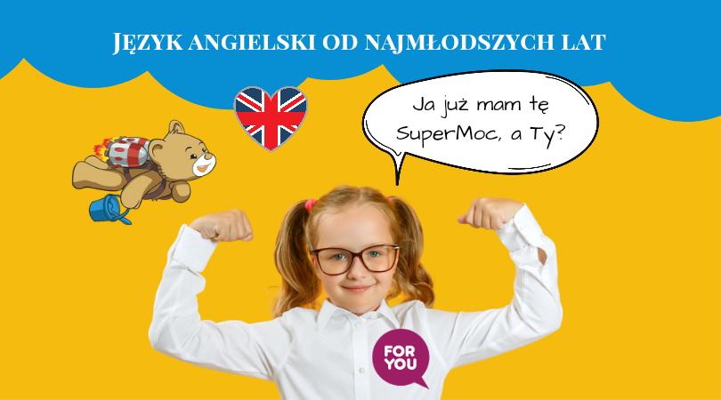 angielski dla dzieci jak uczyć