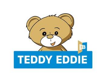Teddy Eddie logo